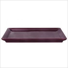 Purple tray