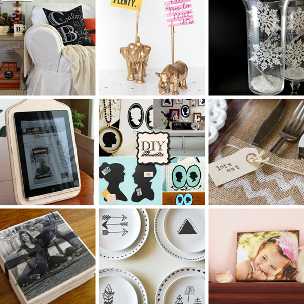 Handmade gifts for home decorators