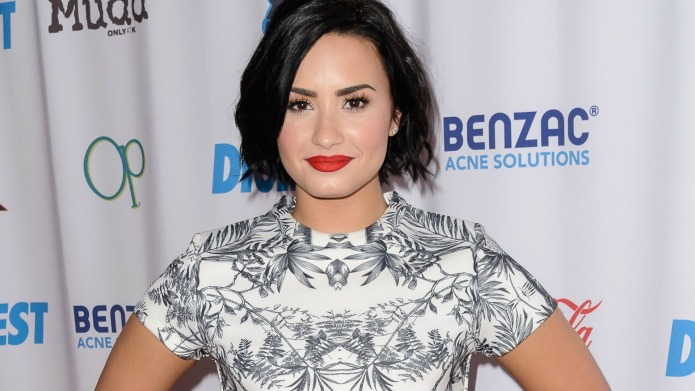 Demi Lovato wishes she could party