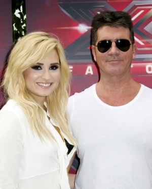 Demi and Simon