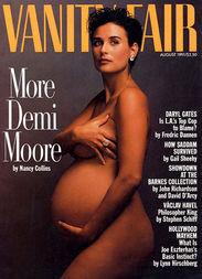 Demi Moore Vanity Fair