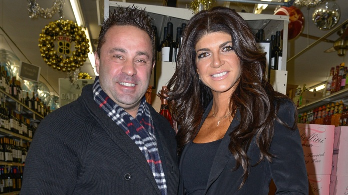Joe Giudice's lack of visitors must