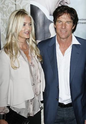 Dennis Quaid and Kimberly Buffington divorce.