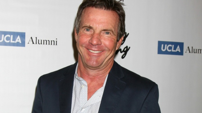 Here's What Dennis Quaid Says About His 39-Year Age Gap With Fiancee Laura Savoie