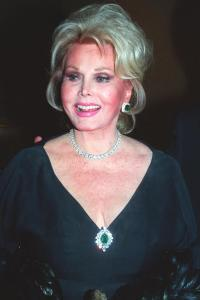 Zsa Zsa Gabor asks for last