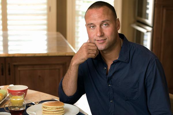 Derek Jeter Pancakes