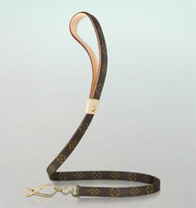 Louis Vuitton Baxter Dog Leash
