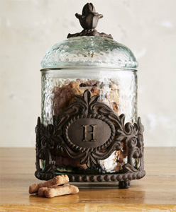 GG Collection Personalized Pet Treat Jar