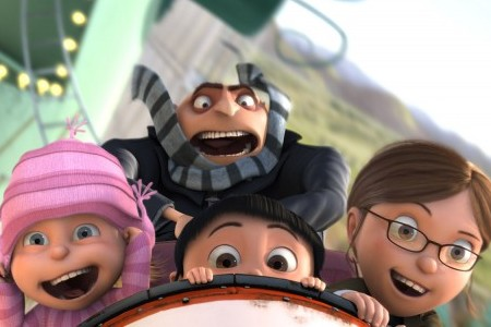 Despicable Me, opens July 9