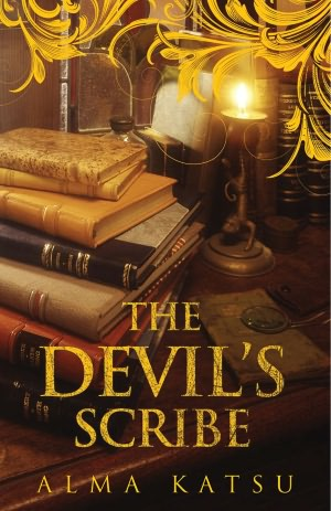 The Devil's Scribe cover