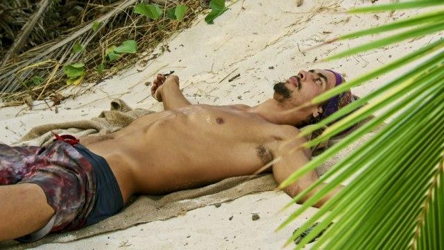 Devon Pinto on Survivor: Heroes Vs. Healers Vs. Hustlers