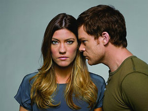 Dexter and Deb