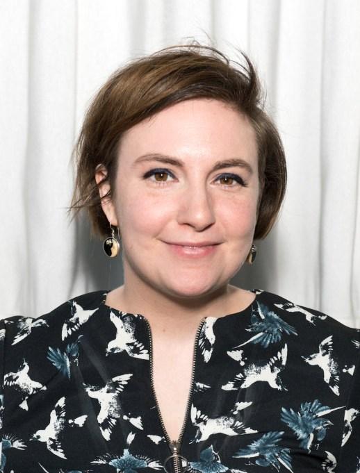 Lena Dunham 2018