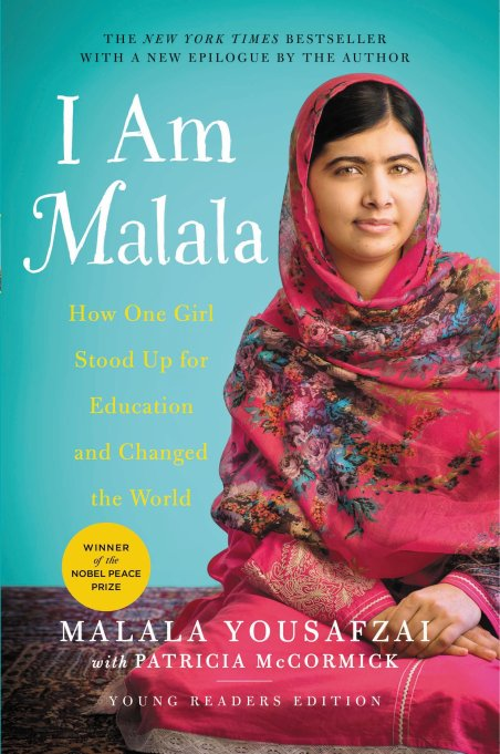 I Am Malala Cover