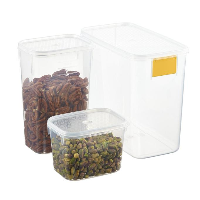Container Store do's and don'ts: Do purchase kitchen storage items