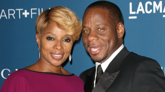Mary J. Blige's soon-to-be ex's spousal