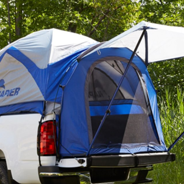 Long Box Sportz camping tent by Napier