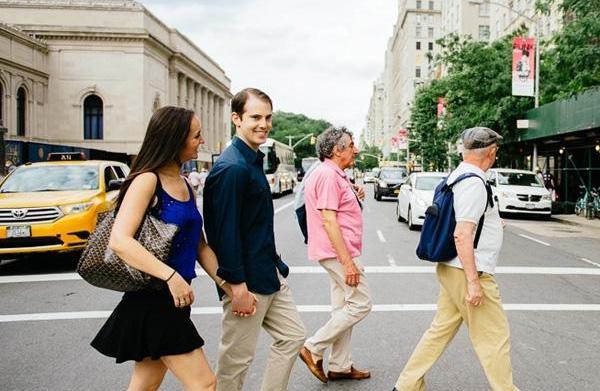 Honeymoon travel guide to New York,