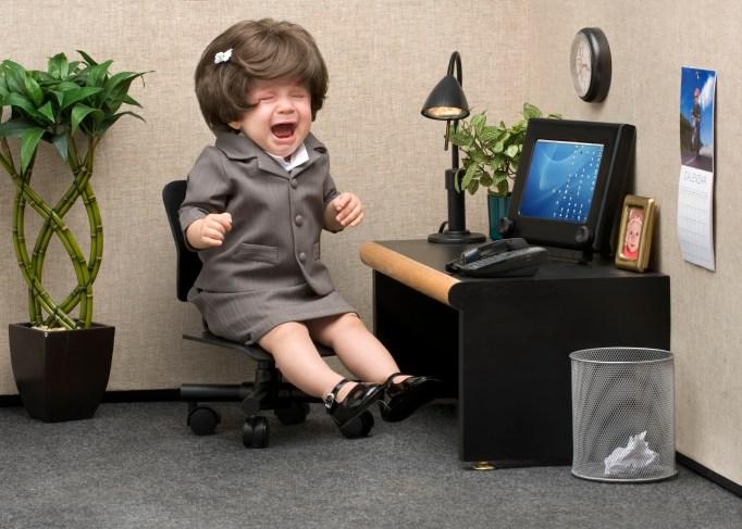 scary-baby-stock-photos
