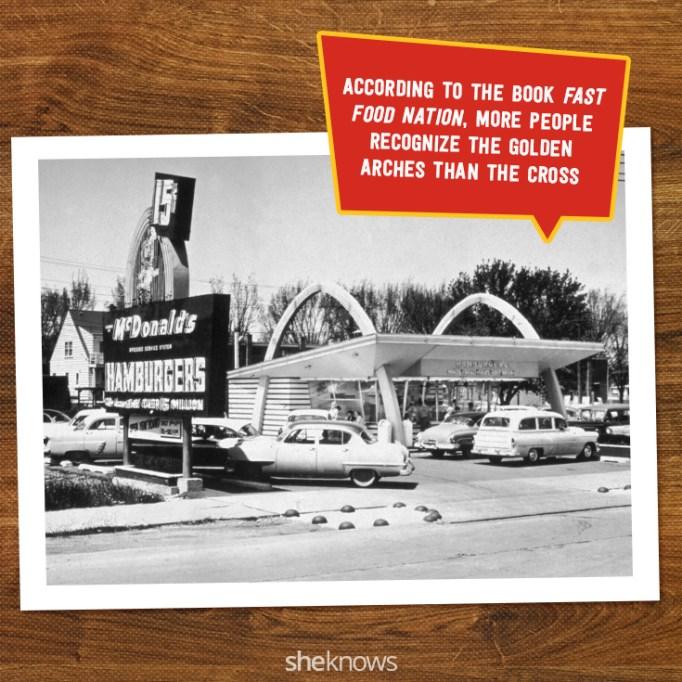McDonald's celebrates its 75th anniversay on May 15, 2015