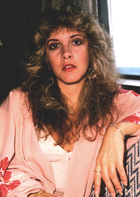 Most Iconic Hairstyles of All Time | Stevie Nicks