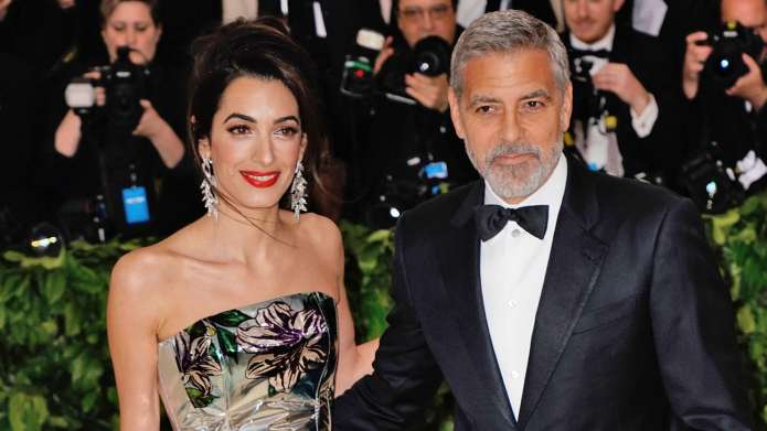 George Clooney's 57th Birthday Itinerary Was
