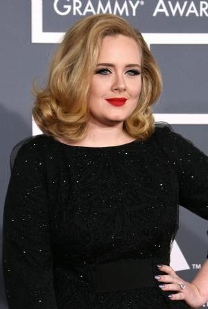 Adele might add Oscar to her
