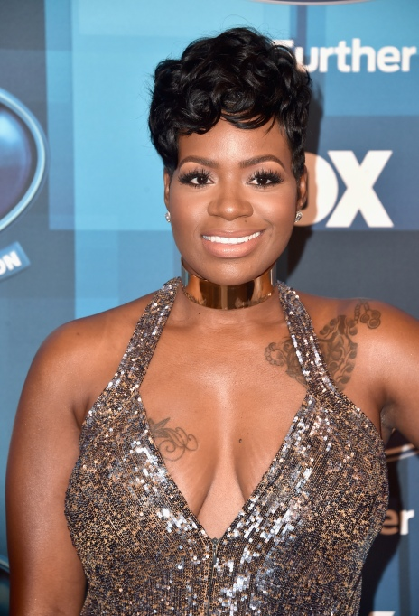 Celebrities Who Got Pregnant at a Young Age: Fantasia Brown