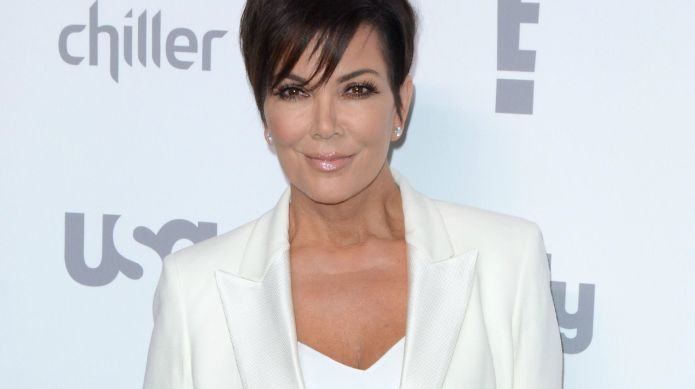 Kris Jenner shows her support for
