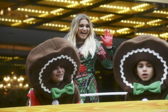 Macy's Thanksgiving Day Parade: Kelsea Ballerini