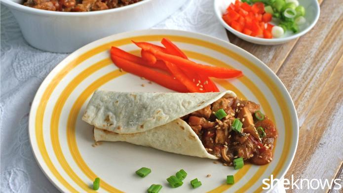 Slow Cooker Sunday: Chinese-style mu shu