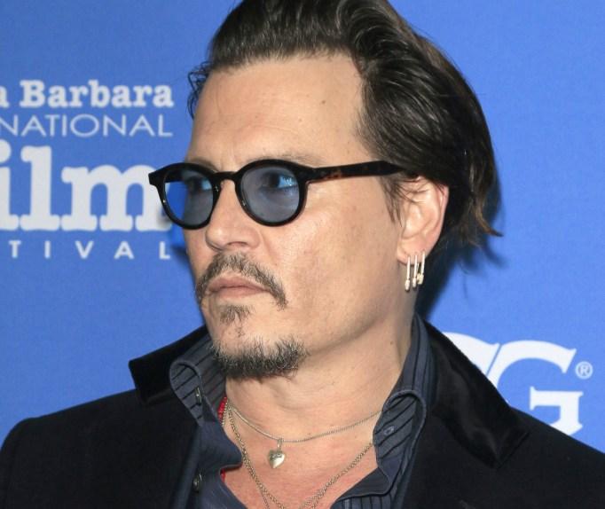 Johnny Depp Grammys 2016