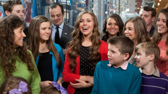 Here's a Shocker: The Duggars Have
