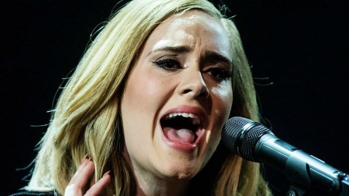Adele's Live in New York City