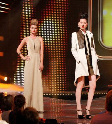 Get the look: Fashion Star finale