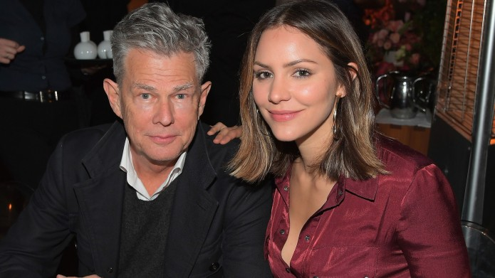 Katharine McPhee & David Foster Are
