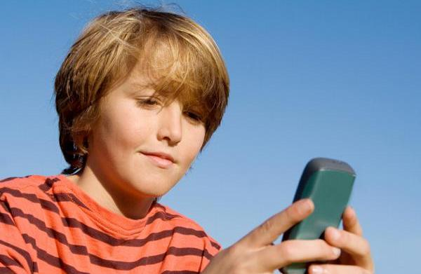 Teaching kids about cell phone safety