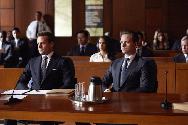 Still from 'Suits'