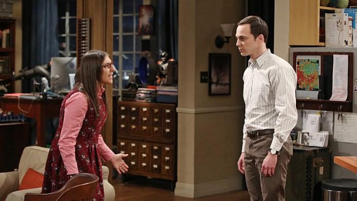 The Big Bang Theory's Amy &