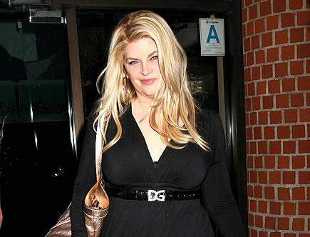 Kirstie Alley, have you called HBO