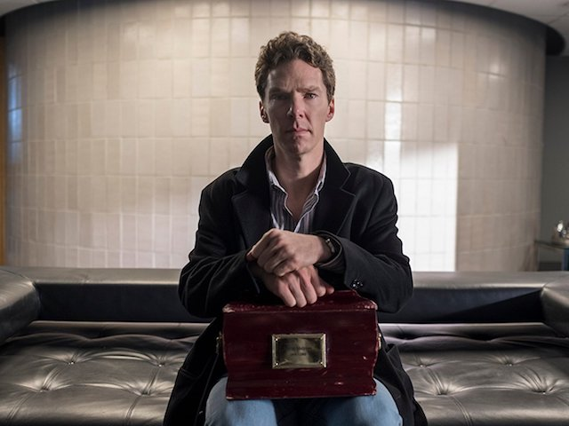 Still of Benedict Cumberbatch in 'Patrick Melrose'