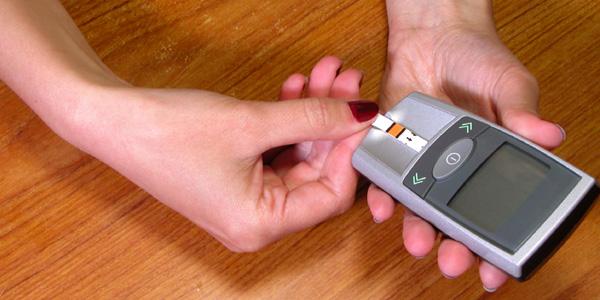 Testing Blood Sugar