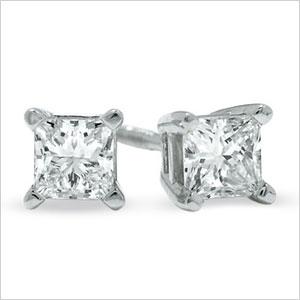 Diamond stud earrings | Sheknows.ca