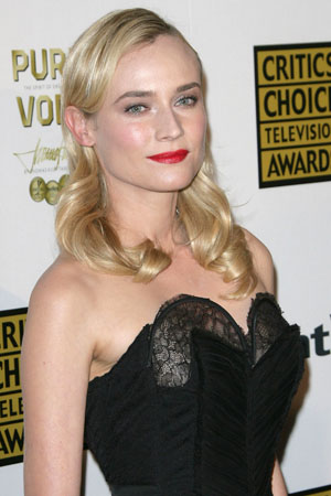 Diane Kruger talks about her daddy issues
