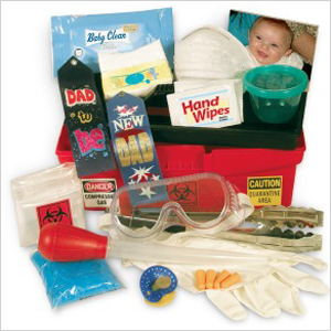 Diaper Changing Toolbox