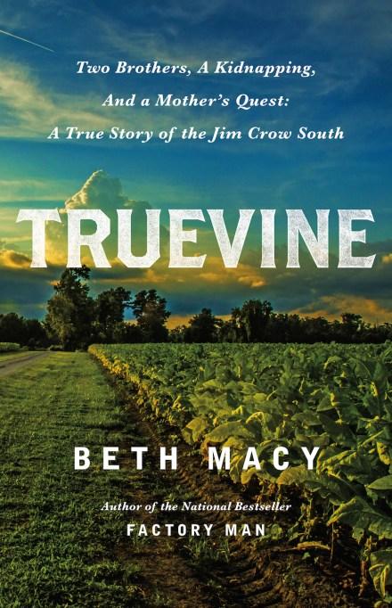 'Truevine' by Beth Macy cover