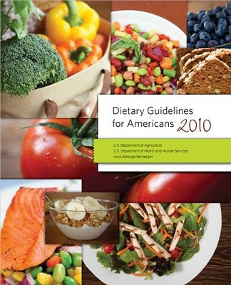 2010 Dietary Guidelines