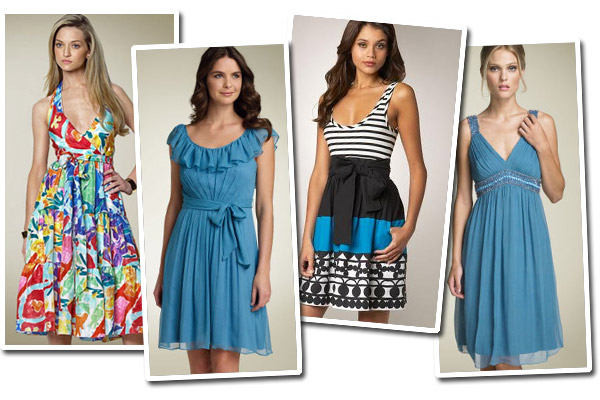 Dress styles for moms