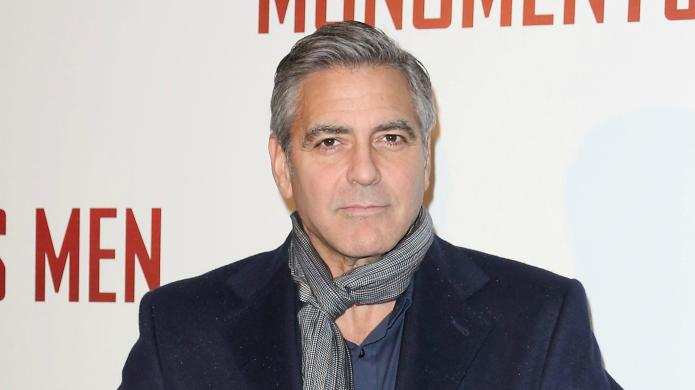 Is George Clooney's fiancée pregnant?