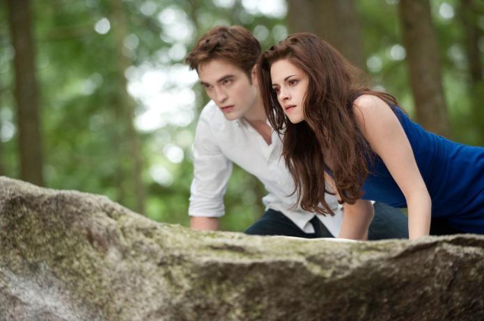 8 Bizarre Twilight fan fiction stories